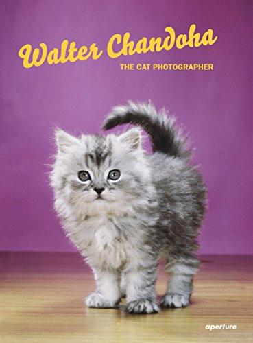 Walter Chandoha the cat photographer par Walter Chandoha