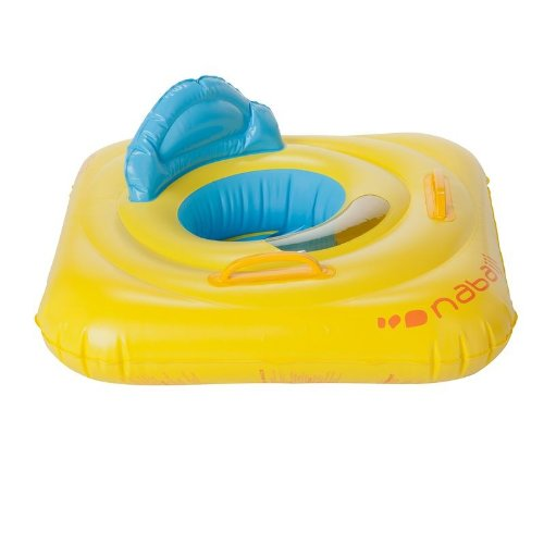 Siège flottant bouée pour bébé deluxe aide réduite nabaiji neuf 7 à 11 kg