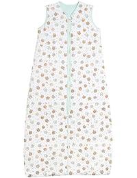 Schlummersack Simply Winter Babyschlafsack 3.5 Tog - Eulen - erhältlich in verschiedenen Grössen: von Geburt bis 6 Jahre