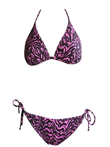 La Perla OCEANO by Neckholder-Bikini 012_42 in lila/schwarz, -