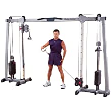 Body-Solid Pro Dual Cable Crossover (2x72 kg)