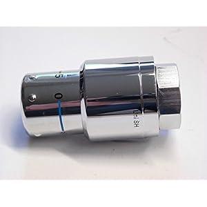 Oventrop Thermostat Uni SH verchromt 1012069 M30 x 1,5