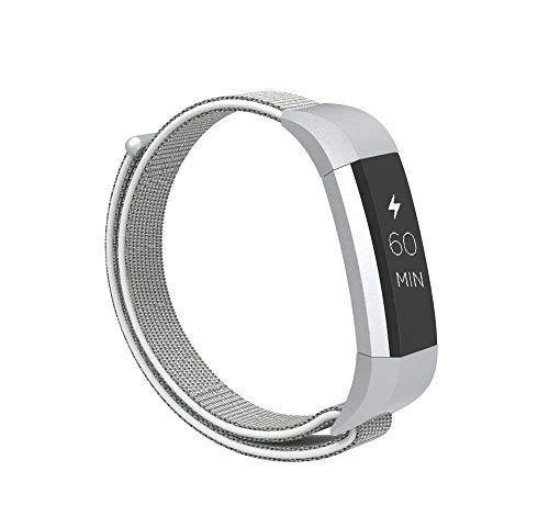 Kaing Fitbit Ace Ersatz Bands für Kinder, Nylon verstellbar Armbänder Zubehör Sport Bands für Fitbit Ace/Alta/Alta HR Fitness Tracker