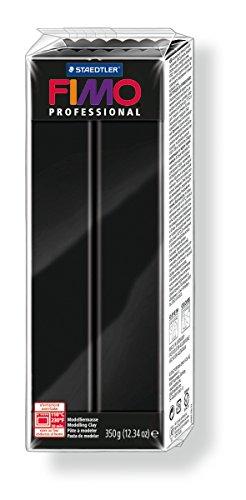 Staedtler 8001-9 Modelliermasse Fimo Professional (ofenhärtend, 350 g, -