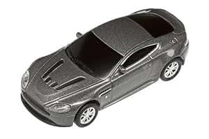 Autodrive aston martin v12 vantage clé uSB 4Go au design uSB 2.0 en forme de voiture-anthracite