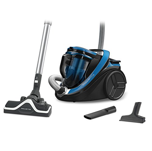 Rowenta RO7611 Silence Force Cyclonic, beutelloser Boden-Staubsauger, vacuum-cleaner, sehr leise, hohe Saugleistung ohne Beutel