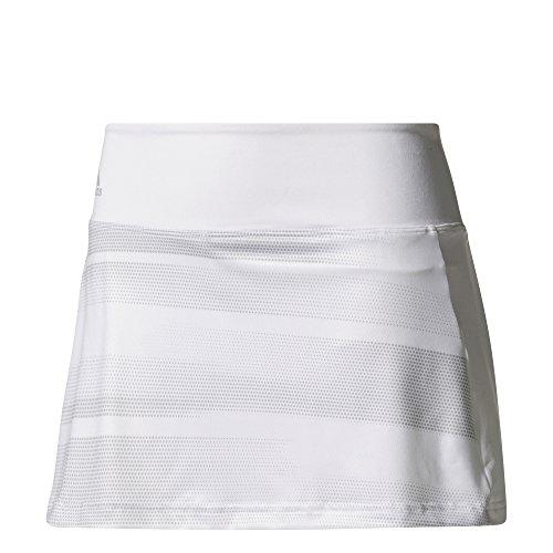 adidas Advantage Falda deportiva Tenis Blanca, M