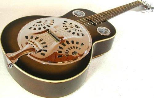 MPM Resonator Gitarre, TBK