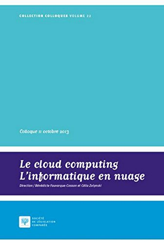 Le Cloud computing / L'informatique en nuage