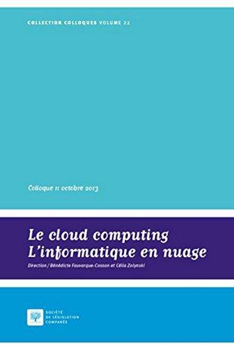 Le Cloud computing / L'informatique en nuage