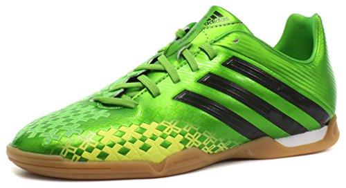 adidas Predator Absolado LZ Indoor Q21696 Jungen Fußballschuhe Raygrn/Black1/Electr