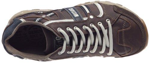 Mustang Herren Sneakers Braun (323 dunkelbraun / braun)