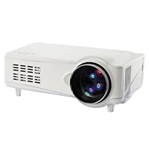 BL D9HB HD 3D Videoprojecteur LED Projecteur 2200LM 1080P VGA /AV/HDMI/USB/SD/TV
