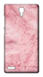 Mott2 Back Case for Xiaomi Redmi Note 4G | Xiaomi Redmi Note 4GBack Cover | Xiaomi Redmi Note 4G Back Case - Printed Designer Hard Plastic Case - pink theme