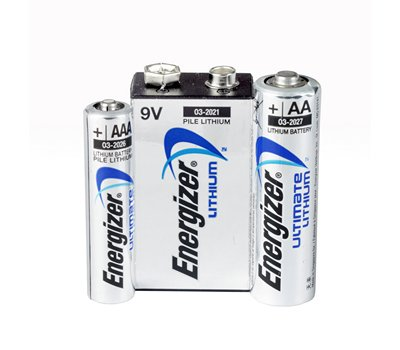 Galleria fotografica 4 x Energizer Ultimate Lithium batterie AAA (LR03/MN2400) 1.5 V High Perform...