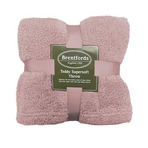 Brentfords Teddy Fleece Blanket ...