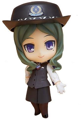 Nendoroid Matoba fille de chemin de fer Marina (non-?chelle ABS & PVC peints figurines mobiles) (Japon import / Le paquet et le manuel sont ?crites en