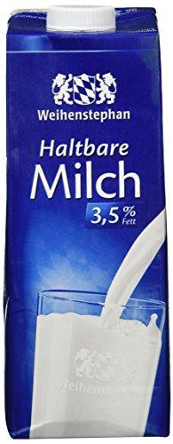 Weihenstephan Haltbare Milch 3,5% Fett, 1l Test