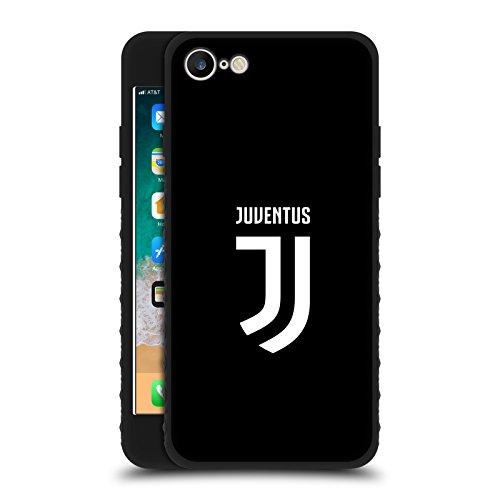 Ufficiale Juventus Football Club Semplice Design Vari Nero Armatura Leggera Case per iPhone 7/iPhone 8