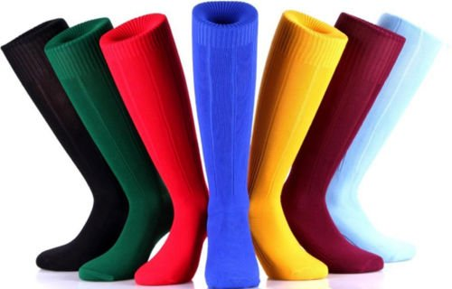 Samson-Hosiery--Football-Plain-Knee-High-Socks-Sports-Rugby-Hockey-Soccer-Mens-Womens-Kids