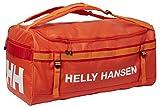Helly Hansen Classic Duffel Bag L, Borsa Sportiva da Viaggio e Zaino 2 in 1, Versatile, Resistente e Impermeabile, Unisex, Capacità 90 L
