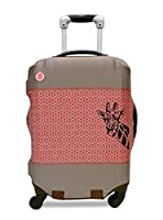 Dandy Nomad Housse de valise Serengeti Taupe Pack Cover, 26 cm, Beige (Taupe)