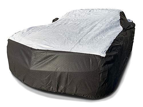 Tuxcover Custom Fit 2010-2019 Chevy Camaro Autoabdeckung, alle wetterfesten Multi Tyvek Abdeckungen (Covers Seat Chevy Custom)