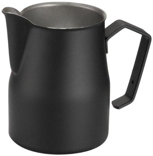 motta-02535-00-jarra-para-emulsionar-leche-35-cl-color-negro