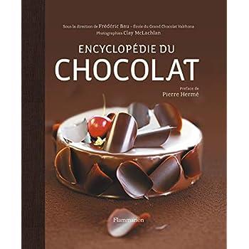 Encyclopédie du chocolat (1DVD)