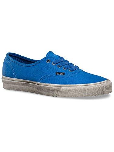 Vans Authentic, Chaussures de Running Femme Bleu - (overwashed) nautical blu