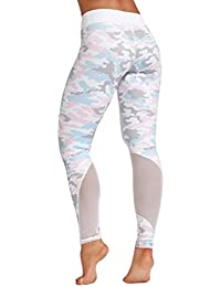 869a7ce9 FNKDOR Fashion Style Women Outdoor Exercise Slim High Waist Sports Gym Yoga  Running Fitness Leggings Pants