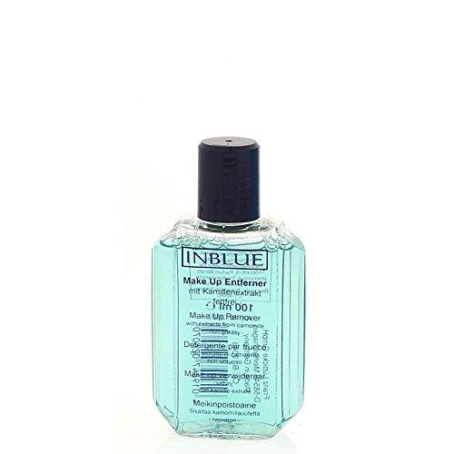 Inblue Make up Entferner, fettfrei Augenmake up Entfernung, Lütticke, 100 ml