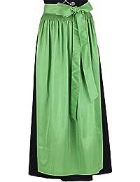 Damen Stützle Dirndl-Schürze apfelgrün 'Roswitha', hellgrün,