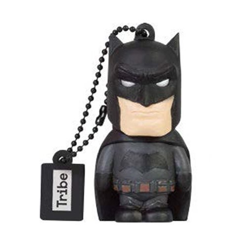 Tribe-DC-Comics-Action-Figure-Batman-Movie-Chiavetta-USB-da-8-GB-Pendrive-Memoria-USB-Flash-Drive-20-Memory-Stick-Idee-Regalo-Originali-Figurine-3D-Archiviazione-Dati-USB-Gadget-in-PVC-con-Portachiavi