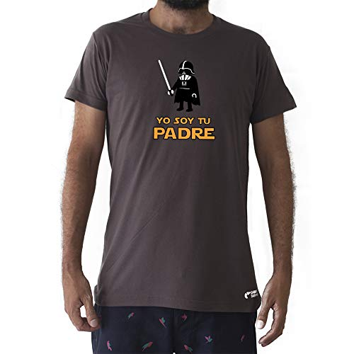 GAMBA TARONJA YO Soy TU Padre - Camiseta - Star Wars - Darth Vader