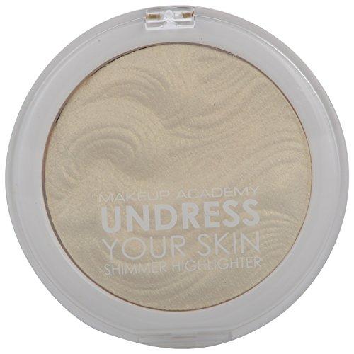 MUA Undress La Pelle Scintillante Illuminante - Iridescente Oro by MUA