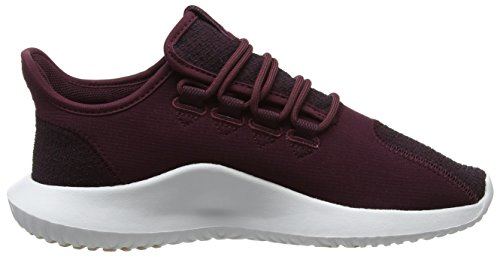 adidas Tubular Shadow, Chaussures de Gymnastique Homme Marron (Maroon/vapour Grey F16/ftwr White)