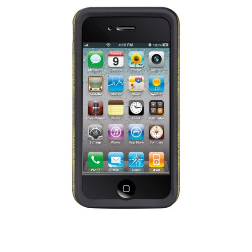 Case Logic CMIMMC050252 Jessica Swift Tough iPhone 4/4S OWLS Mehrfarben