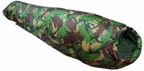 Highlander Phantom 250 Camo Sleeping Bag Camo