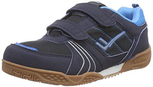 Killtec Soccer Jr, Chaussures de Fitness mixte enfant Blau (dunkelnavy / 00814)