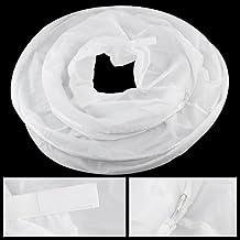 ecloud shop jupon de robe mariage soiree 2 cerceaux blanche 92cm - Jupon Mariage 2 Cerceaux