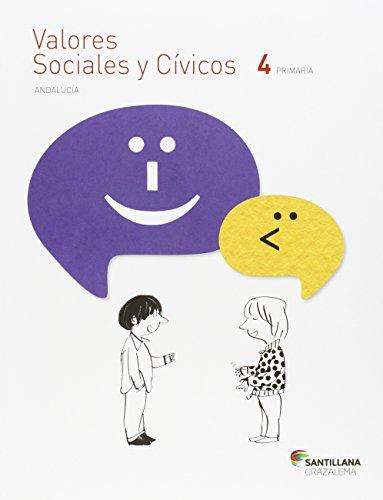 VALORES SOCIALES Y CIVICOS 4 PRIMARIA