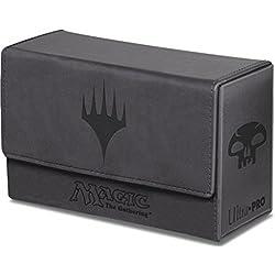Ultra Pro Deck box mana negro premium 200 cartas