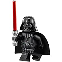 LEGO Star Wars Minifigure - Darth Vader (White Head-Neck Piece Helmet) 75093 by LEGO