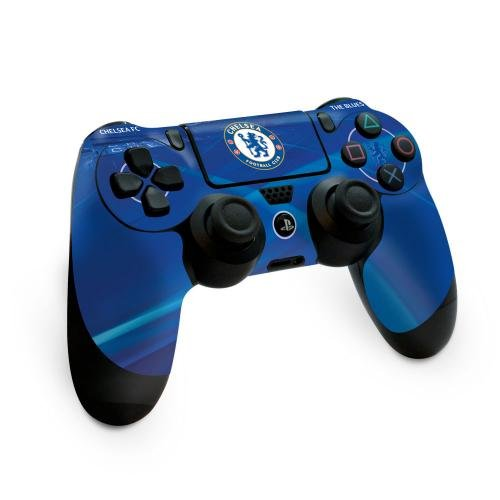Price comparison product image PS4 Controller Skin - Chelsea F.C - STICKER ONLY