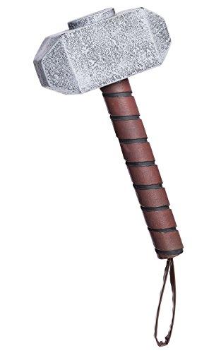 Rubie' s ufficiale Marvel Thor Hammer, Adulto, taglia unica