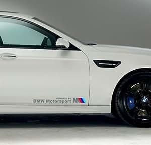 bmw dtm motorsport sticker decal car tuning logo decals