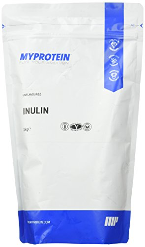 Myprotein Inulin Fructo-Oligosaccharide (FOS), 1er Pack (1 x 1 kg)