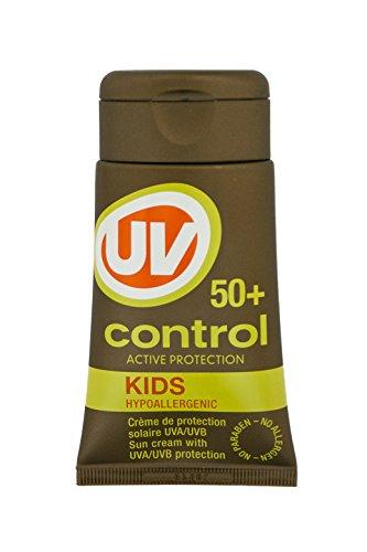 UV CONTROL Crème Solaire Visage Spéciale Enfants SPF50+ 50 ml