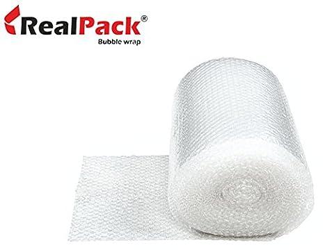 REALPACK® Small Bubble Bubble Wrap - 12